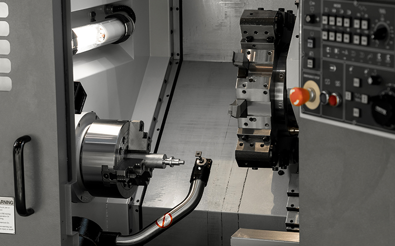 Our machine shop has hundreds of years of collective experience